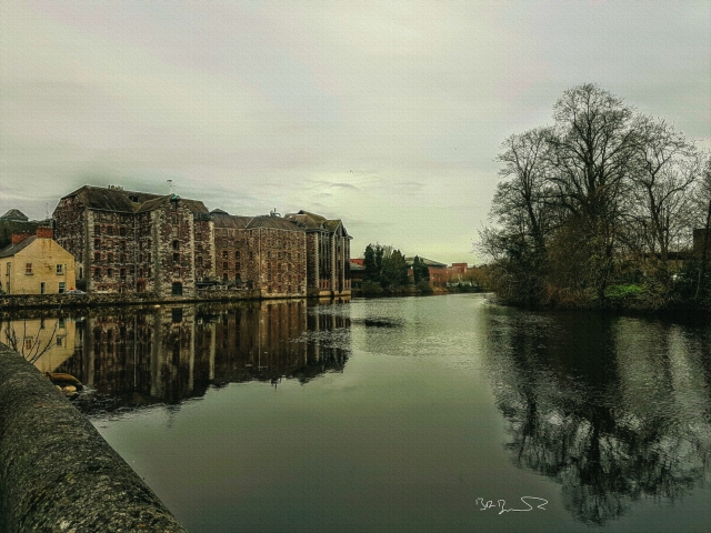 View of the River Lee